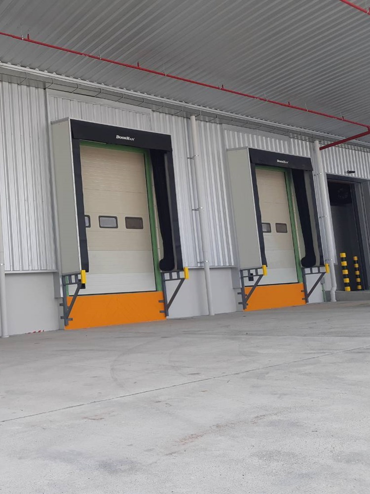 ประตู PVC Automatic High Speed Door