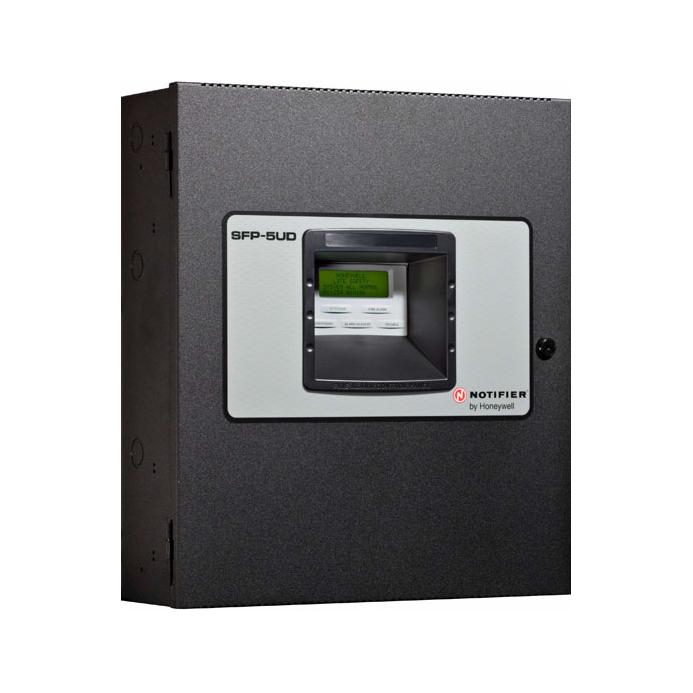 Five Zone Fire Alarm Control Panel SFP-5UD