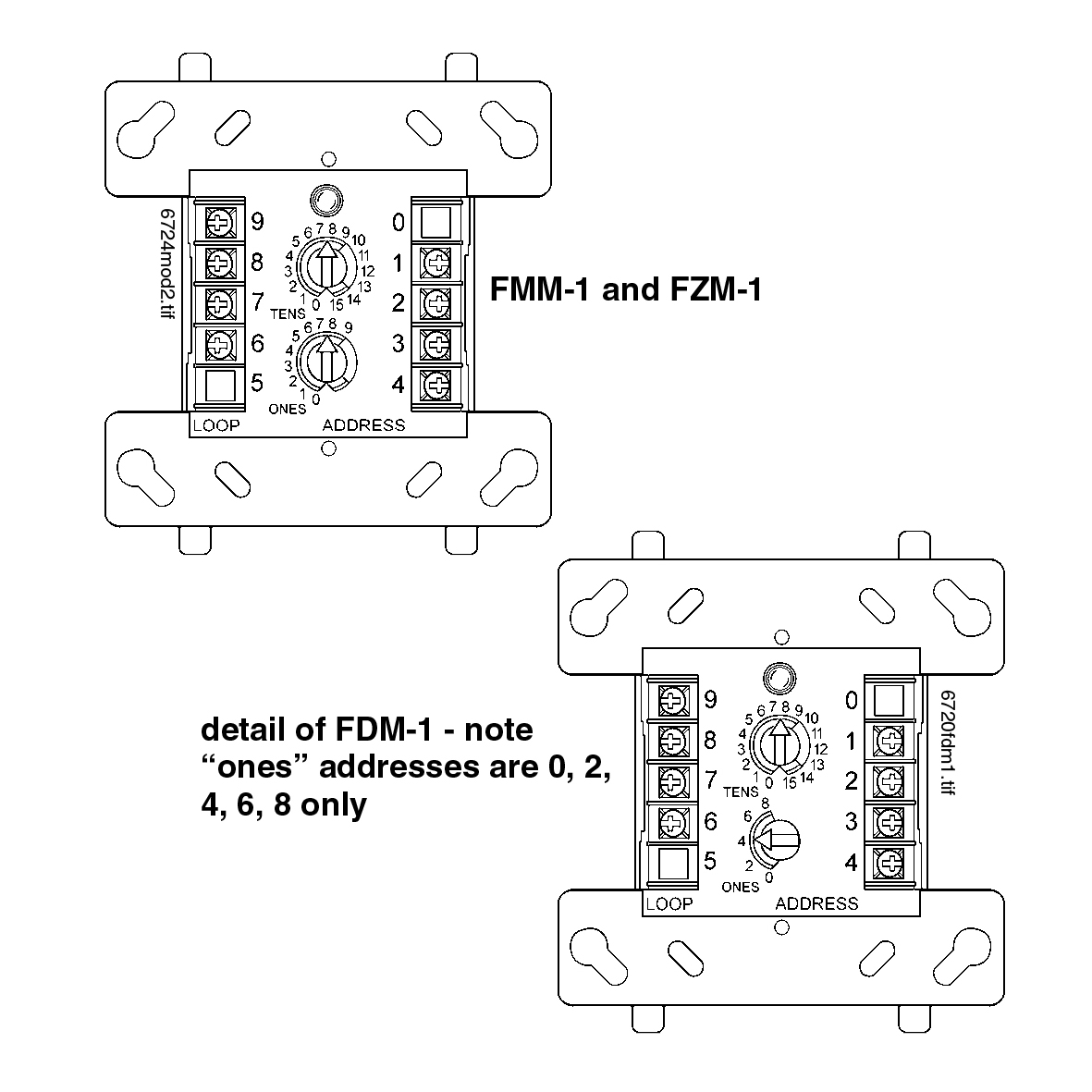 Monitor Modules with FlashScan® FZM-1