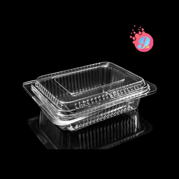 กล่องพับบรรจุอาหาร และขนมทั่วไป PET-01