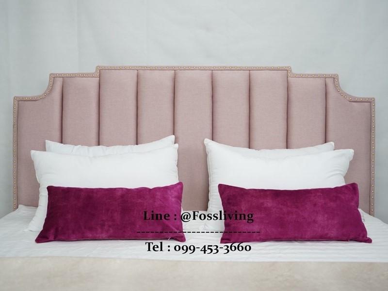 เตียงนอน รุ่น Bella เพิ่มปลายเตียง