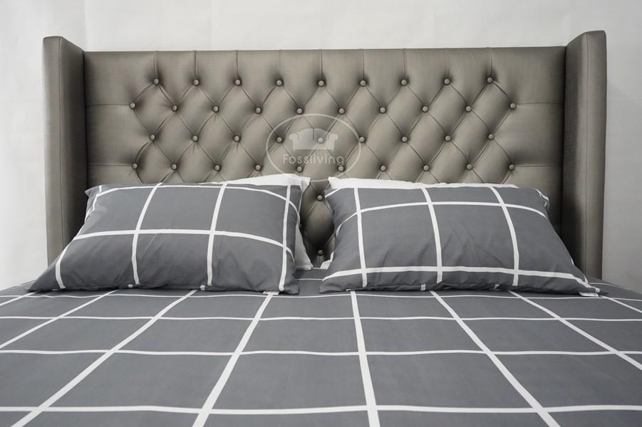 เตียงนอน รุ่น Dakota พร้อมสตูล