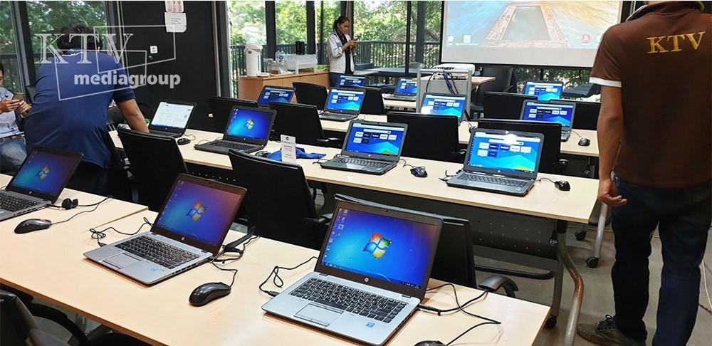 ให้เช่าคอมพิวเตอร์จำนวนมาก