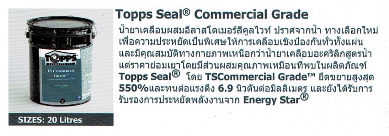 น้ำยาเคลือบ Commercial Grade™