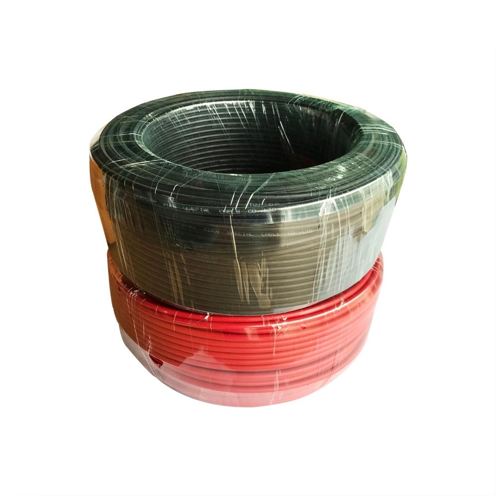 สายไฟ PV1-F 4 sq.mm.250m