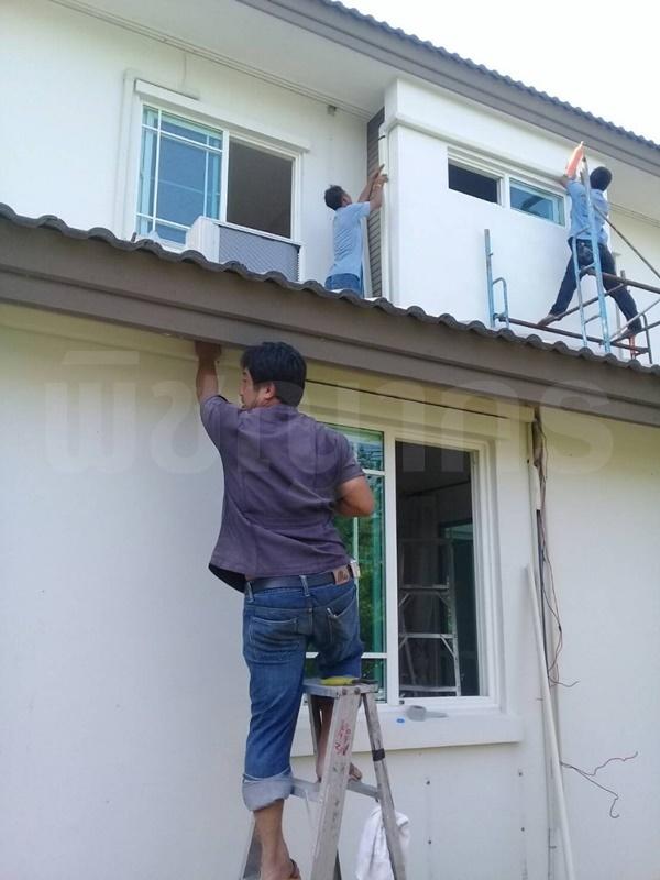 รับสร้างบ้าน ไม่ทิ้งงาน 100%