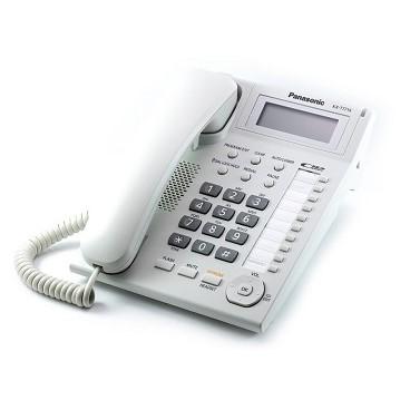 โทรศัพท์ตั้งโต๊ะสายเดี่ยว Panasonic รุ่น KX-T7716