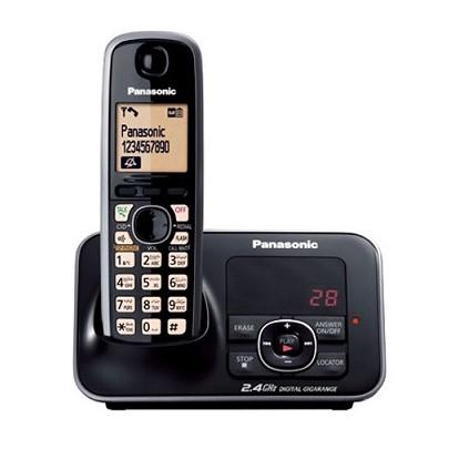 โทรศัพท์ไร้สาย Panasonic รุ่น KX-TG3721BXB