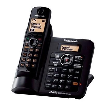 โทรศัพท์ไร้สาย Panasonic รุ่น KX-TG3821BXB