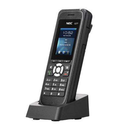 โทรศัพท์ NEC รุ่น G277 IP DECT Handset