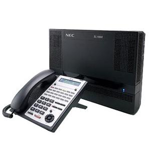 ตู้สาขาโทรศัพท์ NEC SL1000
