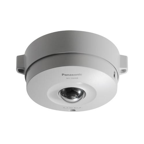 กล้องวงจรปิด CCTV IP Camera รุ่น WV-SW458MA