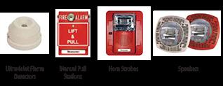 ระบบสัญญาณแจ้งเหตุเพลิงไหม้ NFPA 72