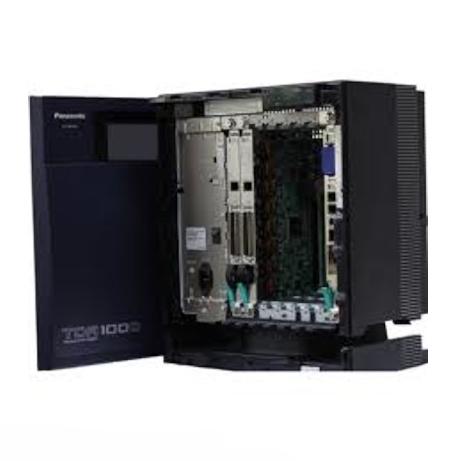 ตู้สาขา PABX แบบ IP Panasonic รุ่น KX-TDE100BX