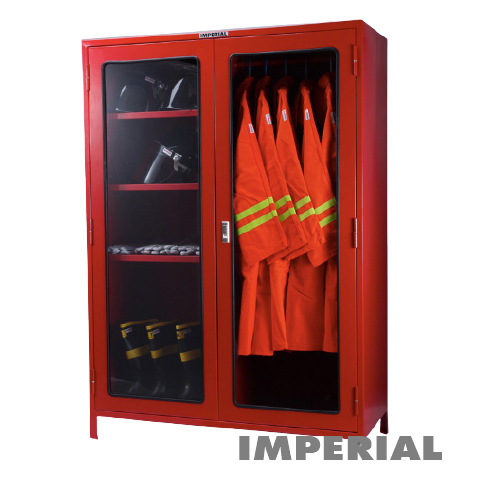 ตู้เก็บชุดดับเพลิง Fire Fighting Suit Cabinet