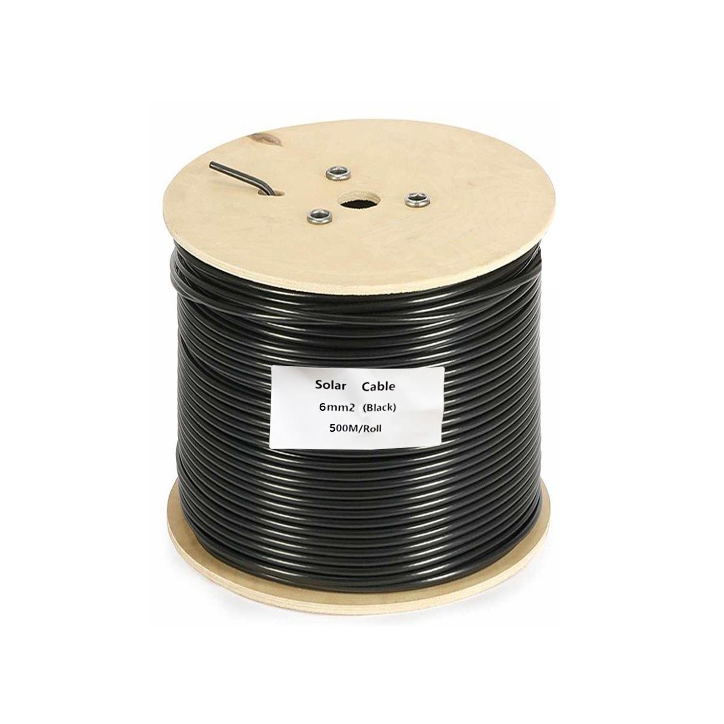 สายไฟ PV1-F 6 Sq.mm 500m