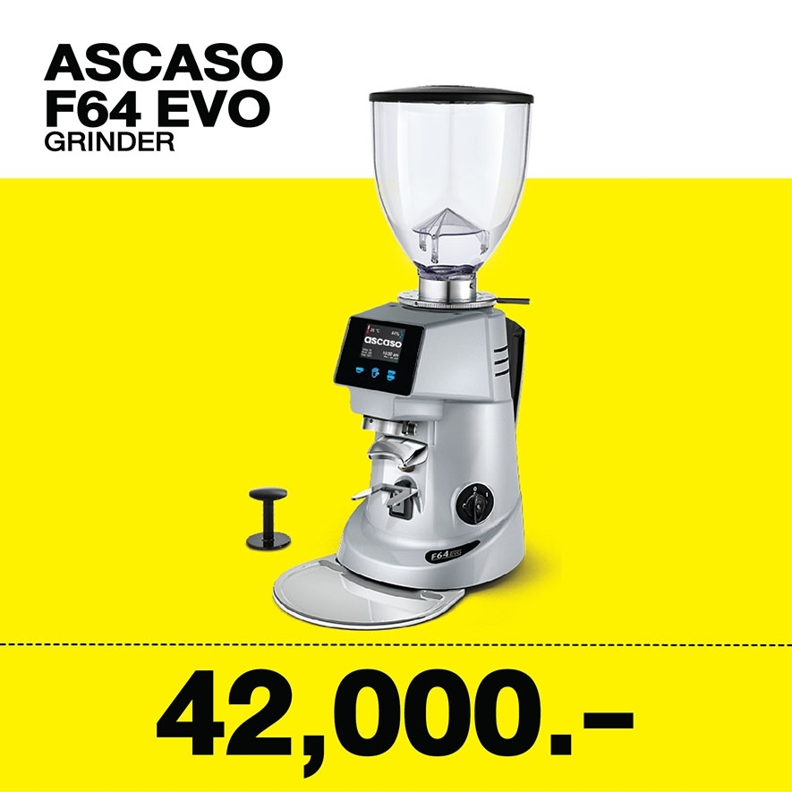 Ascaso F64 EVO