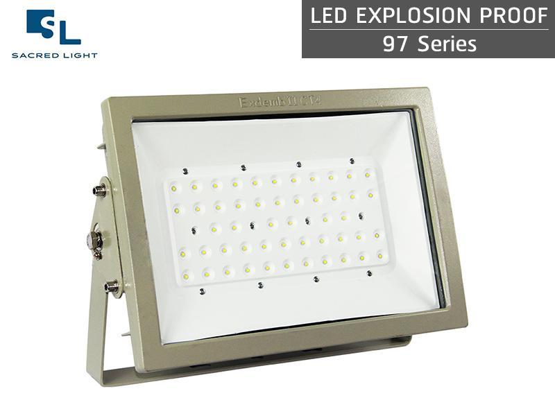 โคมไฟกันระเบิด LED รุ่น SL 97 Series