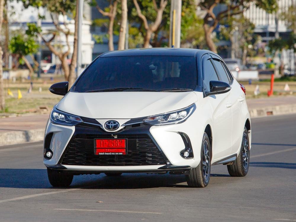 เช่ารถ Toyota Yaris 2020 อุดรธานี