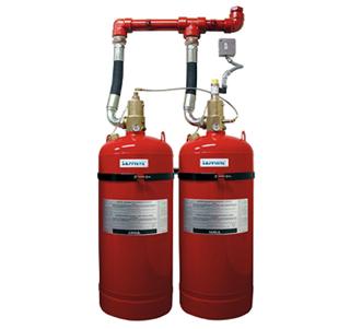 ระบบดับเพลิงอัตโนมัติ PM FM200 Novec