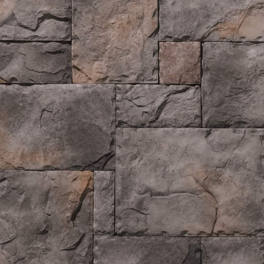 หินเทียมตกแต่งผนัง CASTLE STONE