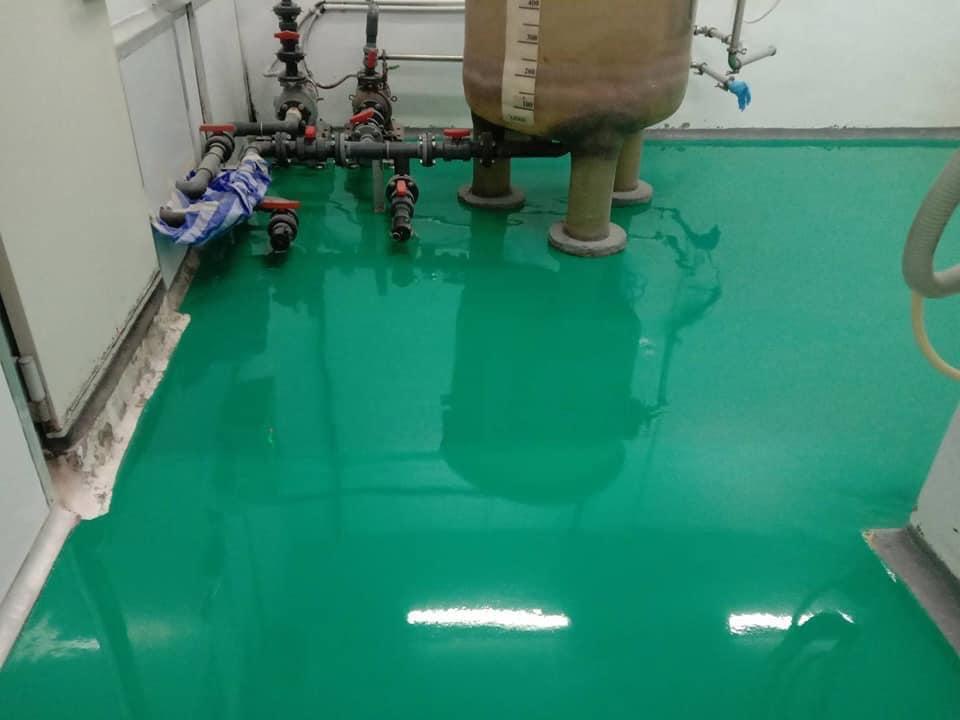 สีพื้นโรงงานทำปลากระป๋อง