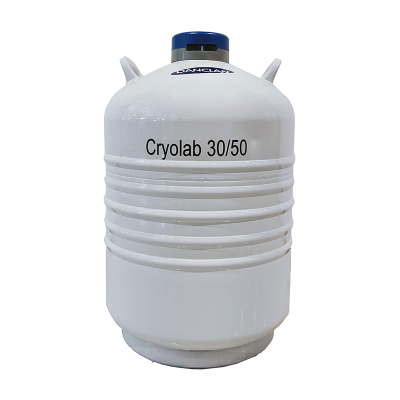 ถังไนโตรเจนเหลว รุ่น Cryolab