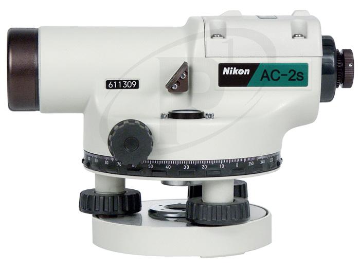 กล้องระดับ Nikon AC-2S กำลังขยาย 24 เท่า
