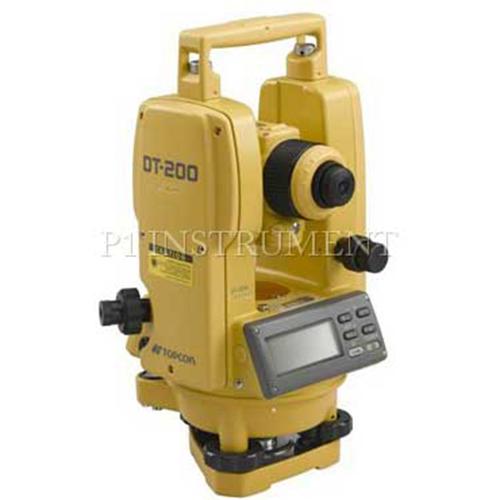 กล้องวัดมุม TOPCON DT-209