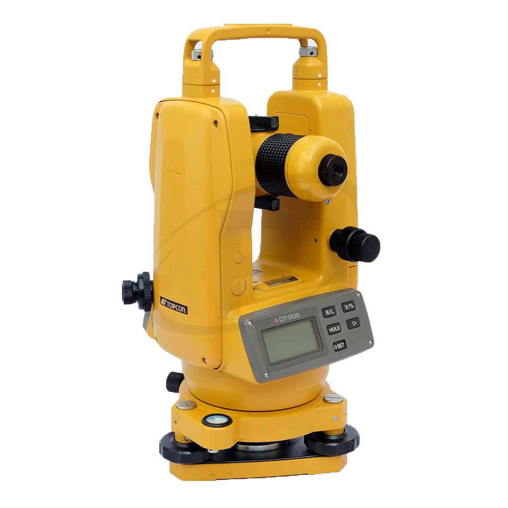กล้องวัดมุม TOPCON DT-20S
