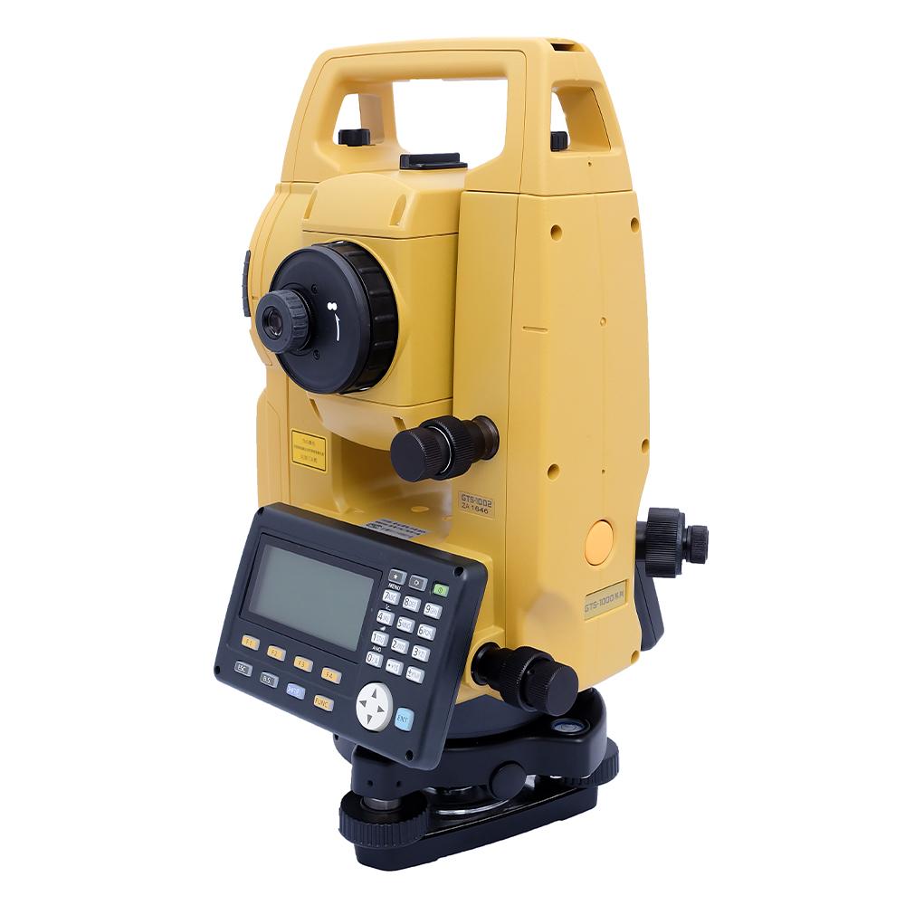 กล้องประมวลผลรวม TOTAL STATION TOPCON GTS-1002