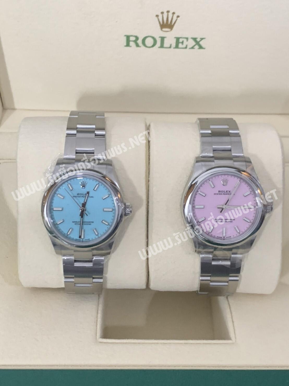 รับซื้อนาฬิกาโรเล็กซ์มือสองให้ราคาสูง