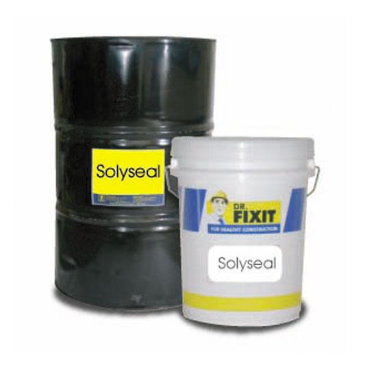 กันซึมบิทูเมนอีมัลชั่นที่มีคุณภาพสูง Dr.Fixit Solyseal