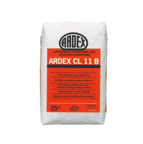 ปูนปรับระดับและปรับเรียบชนิดทำความหนา ARDEX CL 11 B