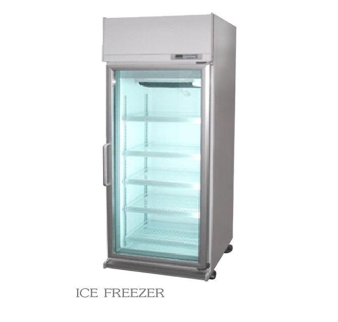 ตู้แช่แข็ง เก็บน้ำแข็งสำหรับร้านมินิมาร์ท
