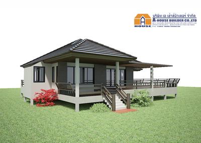 รับสร้างบ้านราคาประหยัด