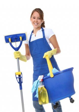 ให้บริการทำความสะอาด