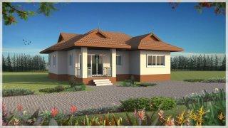 รับออกแบบบ้านอาคาร