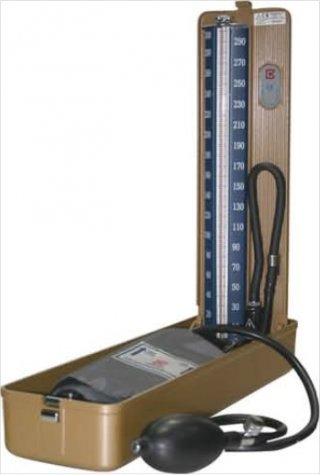 เครื่องวัดความดันแบบตั้งโต๊ะ รุ่น BK1001