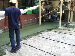 งานซ่อมผิวคอนกรีต Nature coat