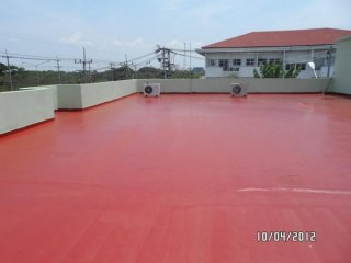 Decks waterproofing service