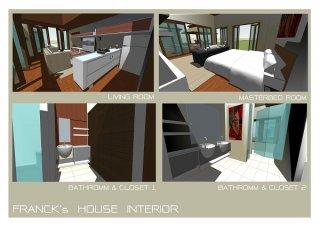 รับออกแบบบ้าน