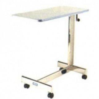 โต๊ะคร่อมเตียงสแตนเลส