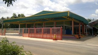 Khon Kaen Warehouse Building