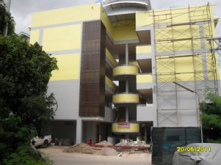 Khon Kaen Dormitory Building