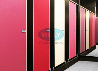 TOILET PARTITION WILLY