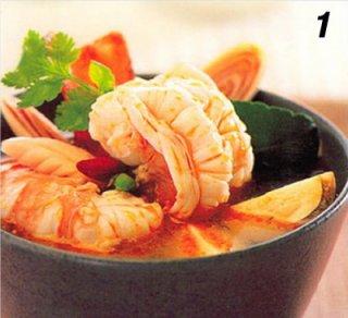 อาหารไทยชุดที่ 1