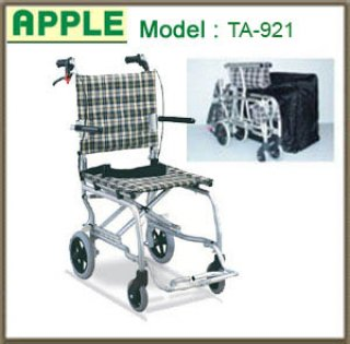 Wheelchair carrying type TA921