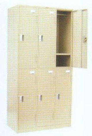 ตู้ล็อกเกอร์ 6 ประตู