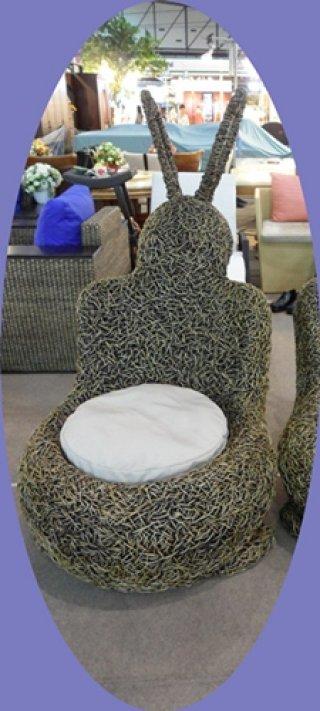 เก้าอี้กระต่าย